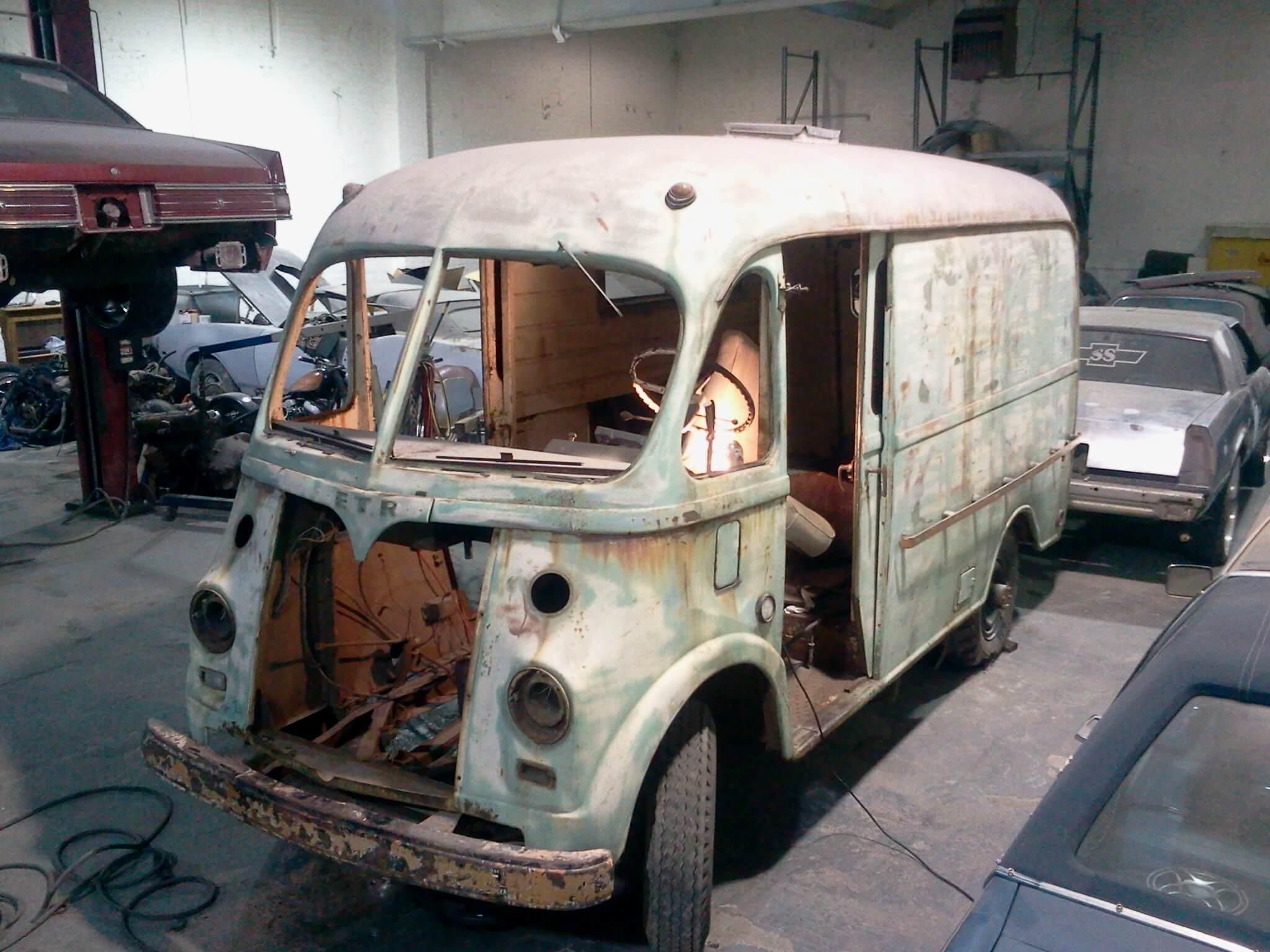 e526b67950 The Abbie Joan Fine Living Step Van is Coming Soon - Abbie Joan