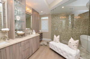 Master Bath with Sizzle
