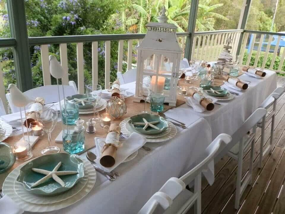 Make the Beach a Part of Your Holiday Décor - Abbie Joan